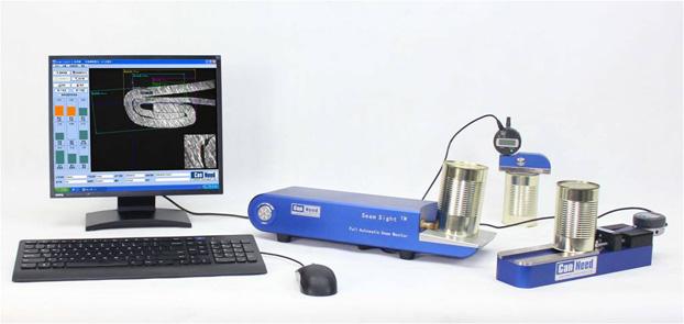 seamsight-c 全自动卷边投影仪(自动选点)_实验室常用